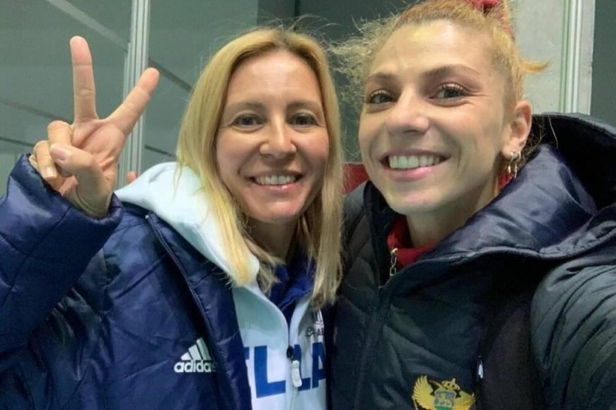 Joana Siomu, Grkinja koja je zaslužna za Marijine visine: Zašto ne i medalja?