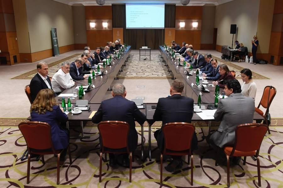 Sastanak nacionalnih olimpijskih komiteta Centralne i Jugoistočne Evrope (CSEENOCs)